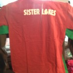 Sister Lakes Red Tee